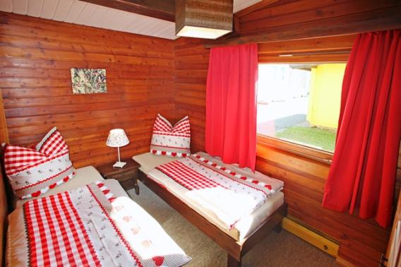 Ferienhaus Goslar - Schlafzimmer