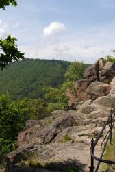 Das Kreuzeck-Campingplatz im Harz mit Wandermöglichkeiten