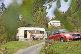 Das Kreuzeck - Camping im Harz am See