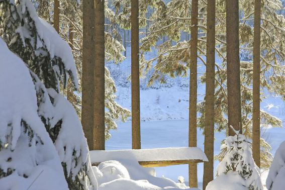 Das Kreuzeck - Wintercamping