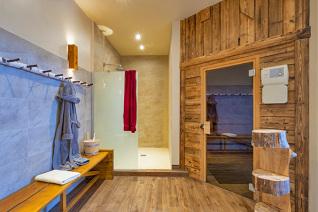 Wintercamping im Harz mit Sauna